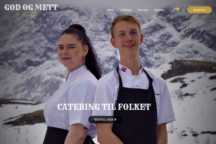 God og Mett Catering